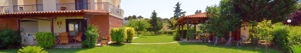 Halkidiki villa Kalandra