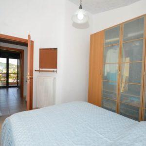 Bedroom in Kalandra villa Halkidiki