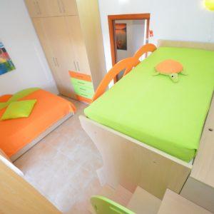Family room in Kalandra villa Halkidiki